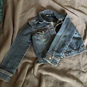 Dark Denim DYNY kids Jean jacket